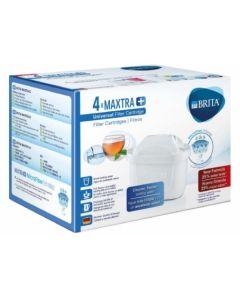 Cartucho jarra agua maxtra+ brita 4 pz 1025373