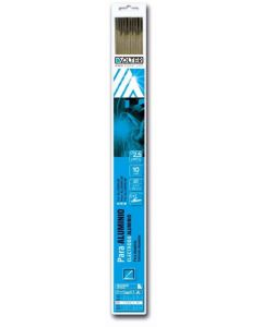 Electrodo soldadura aluminio 2,5x350mm 10 pz solterc5975