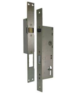 Cerradura electrica inox duo 35/85 dorcas