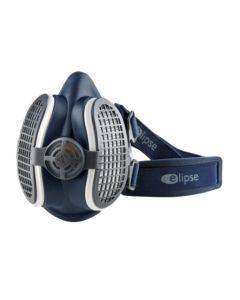 Mascarilla proteccion polvo tpe azul gvs spr299