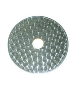 Mesa estufa exterior 40cm acero inox natuur nt116964