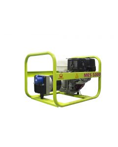 Generador gasolina motor honda gx-270 mes5000 pramac