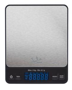 Balanza cocina electronica precision 3kg jata hogar