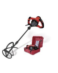Mezclador pintura varilla mortero con maleta 1800w rubimix 9 n plus rubi