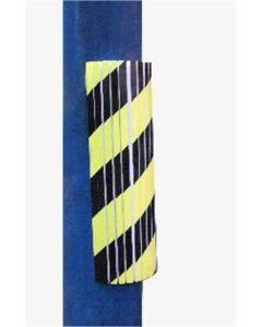 Protector aparcamiento columna 380x180x15mm espuma polietileno bottari
