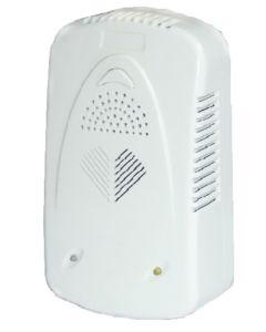 Detector gas butano blanco electro dh