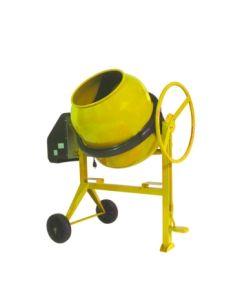 Hormigonera construccion electrica monofasica 180lt 850w amarilla lis190pro lis