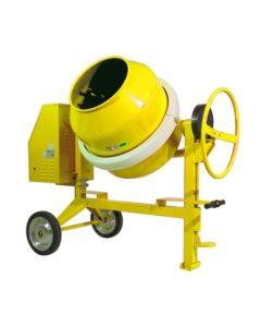 Hormigonera construccion electrica monofasica 260lt 2cv amarilla lis260 lis 120291
