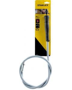 Eje flexible para taladro 1300mm. hasta 6 mm stanley