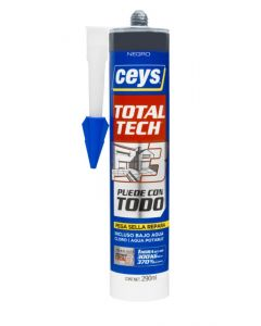 Adhesivo sellador polimero ceys 290 ml negro 507221