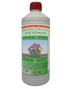 Disolvente universal envase plastico 1 lt ecosol disopol