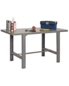 Banco trabajo 1 balda con tornillos 830x1500x730mm metal gris oscuro simonrack 333100218841571