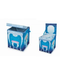 Caja ordenacion 31x41x28cm pp/carton domopak living mesa juegos frozen 917218f