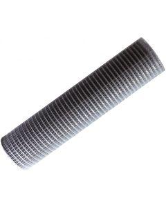 Malla cercado electrosoldada 12,7x12,7x0,90mm 1x5m acero galvanizado nivel