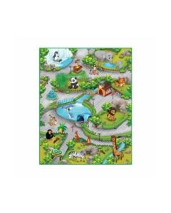 Alfombra interactiva 90x120cm 3duplay zoo 3d duzo0001