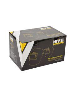 Pantalla proteccion soldadura mano  110x80x3mm negro polimero gs-0 nivel nv124679