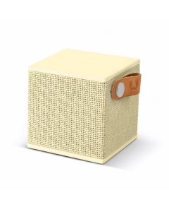 Altavoz bluetooth cubo fresh'n rebel arena rockbox cube fabric buttercup fnra015