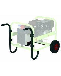 Manillar/ruedas generador kit ruedas pramac 124829