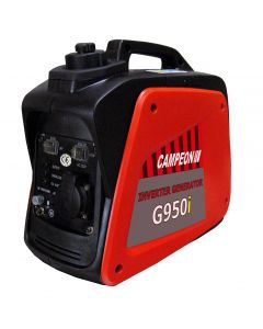 Generador inverter 1 toma 4 tiempos g-950 campeon