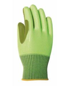 Guante anti-corte termico verde gripper cut r 3l sl-501 t-8