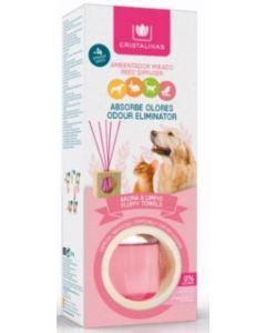 Ambientador hogar aroma limpio 30ml cristalinas 10016320