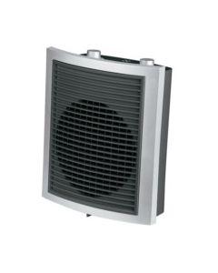 Calefactor electrico vertical 230x125x270mm gris s&p         127932