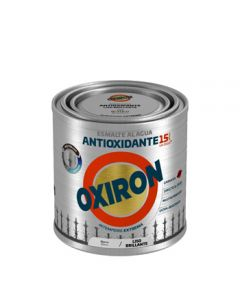 Esmalte antioxi. bri. ext. liso 250 ml bl oxiron al agua titan