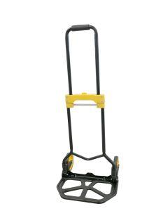 Carretilla almacen pala 235x380mm plegable rueda 13cm 50kg carga hierro nivel nv128730         128730