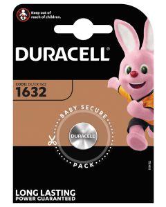 Pila boton 1632 duracell 1 pz 5000394007420