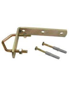 Abrazadera fijacion acero galvanizado bronce axil ac0763e
