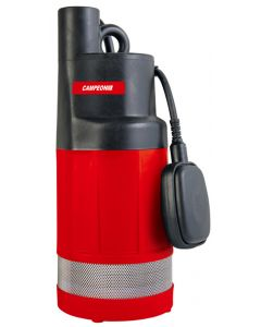 Bomba agua sumergible limpias altura 48mt 1100w-95l/h campeon