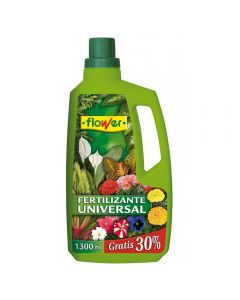 Abono plantas liquido universal  1300ml flower