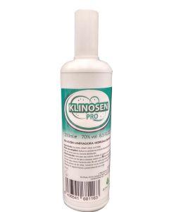 Limpiador desinfectante hidroalcohólico lavamanos spray 1 ud 250ml klinosen pro