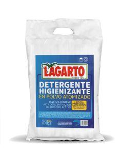 Detergente higienizante polvo 10 kg lagarto 331185