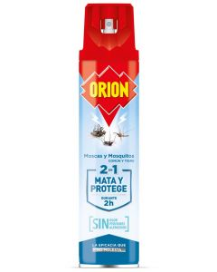 Insecticida mosquitos sin olor 600 ml orion            130211
