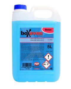 Limpiador desinfeccion amoniacal pino profesional 5 lt boxeven