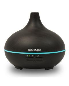 Humidificador hogar 150ml ultrasonico cecotec negro pure aroma 150 yin 7 colores