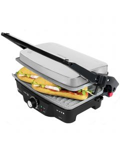 Parrilla electrica 1500w cecotec rock'ngrill 1500 3024