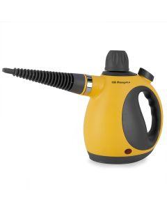 Limpiador vapor uso general 350ml pistola orbegozo amarillo lv 3580 1050w lv 358