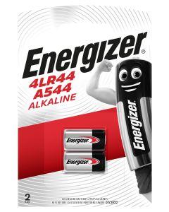 Pila a544/4lr44 alcalina 2ud 80x11x120mm a544/4lr44 bl2 energizer e301536000