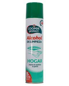 Alcohol limpieza 96% aerosol 1 ud 470ml