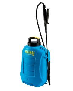 Pulverizador espalda 10lt electrico matabi plastico azul evolution lt 10 83049 1