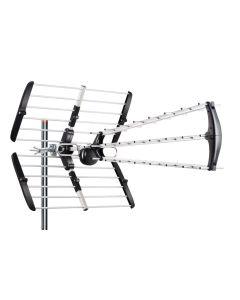 Antena exterior filtro 5g 17db engel axil 38 elementos  fp an0546g5
