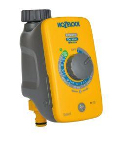 Programador riego hozelock pvc amarillo select controller 2220 1240