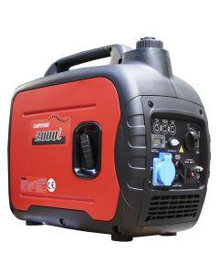 Generador inverter 1 toma 80cm3 / 2,30cv 4 tiempos lc-2000 i campeon