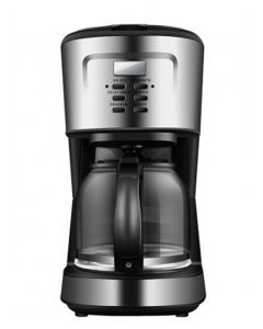 Cafetera de goteo 15 x 29 x 24 cm 1,5l fagor negro wakup 900w programable 843658