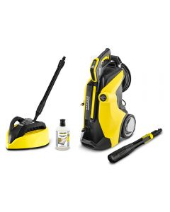 Hidrolimpiadora eléctrica 46,3 x 33 x 66,7 230 v karcher amarilla premium fc plu