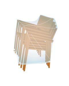 Funda proteccion silla campingaz pvc apilable 2000032452