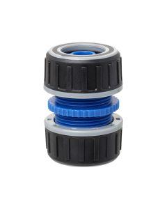 Reparador riego 12,5-15 manguera tatay polipropileno gris premiun 0081401