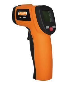 Termometro medicion uso profesional infrarrojos laser bahco       134389
